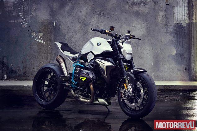 Motorok BMW Concept Roadster