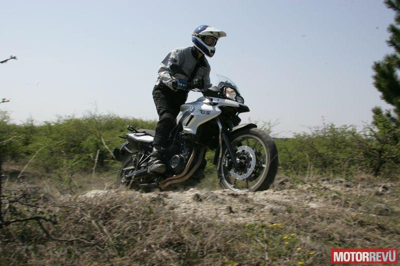 Motorok BMW F 700 GS