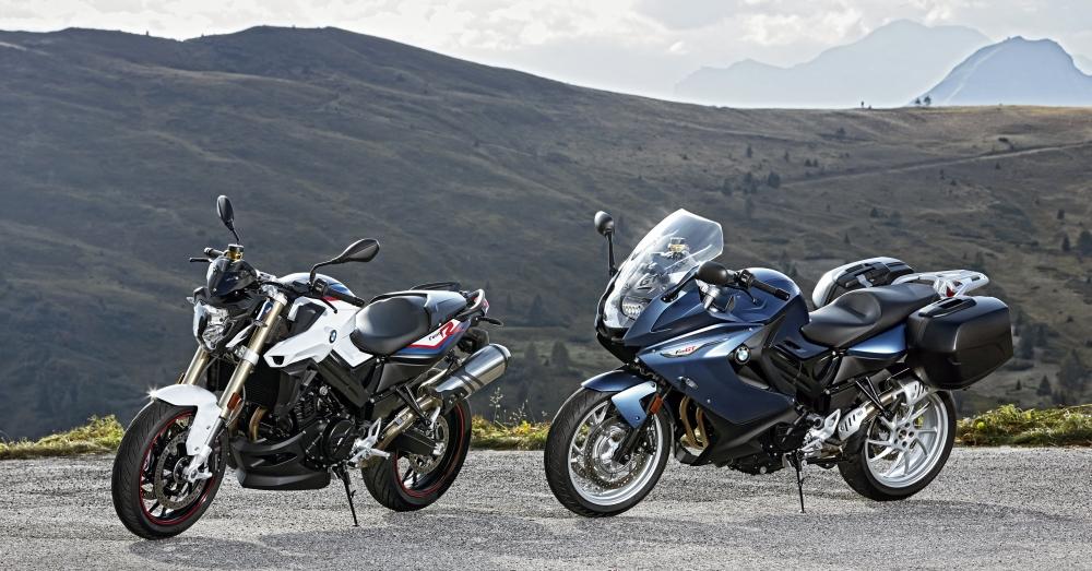 Motorok BMW F 800 R és F 800 GT (2017)