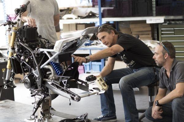 Motorok BMW G 310 - így készült