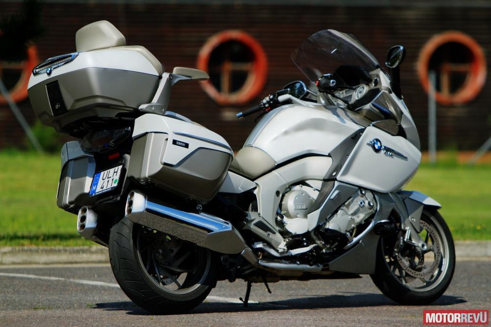 Motorok BMW K 1600 GTL Exclusive