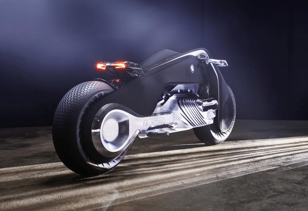 Motorok BMW Motorrad VISION NEXT 100