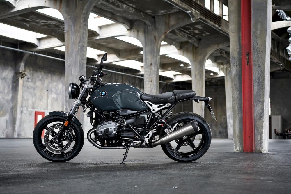 Motorok BMW R nineT Pure (2017)