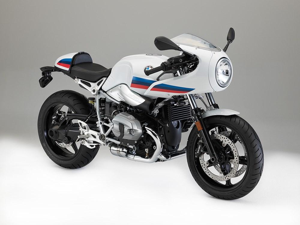 Motorok BMW R nineT Racer (2017)