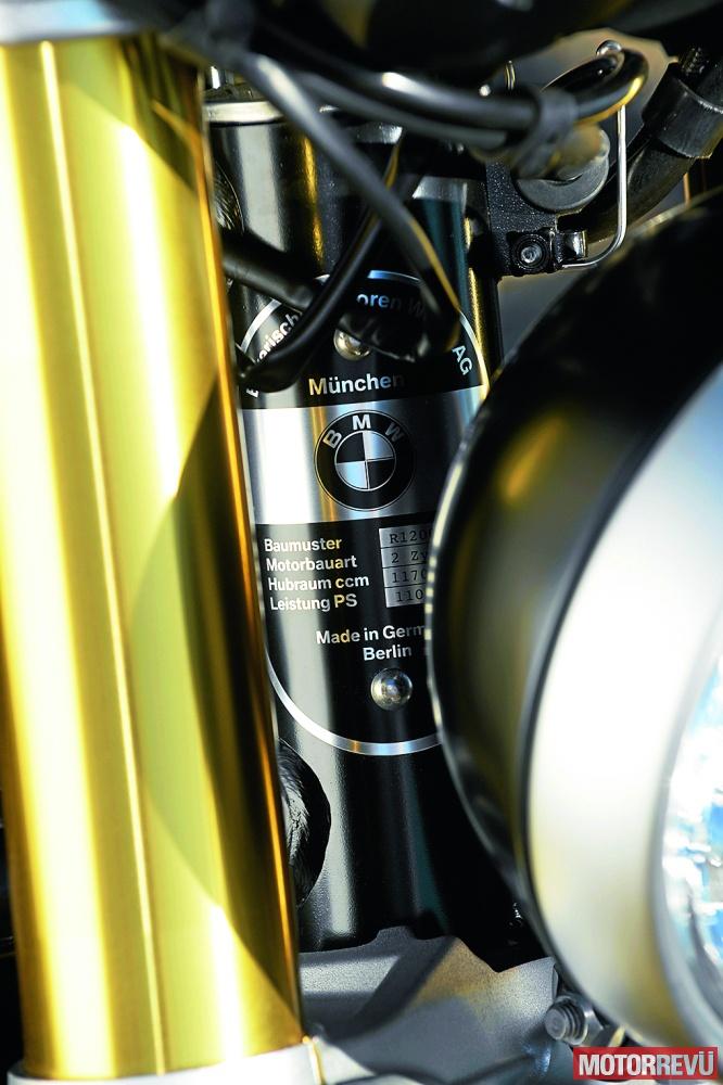 Motorok BMW R nineT