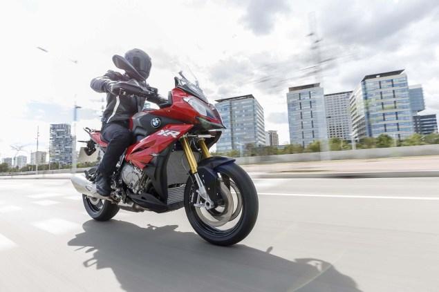 Motorok BMW S 1000 XR