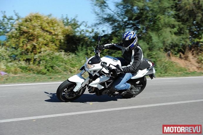 Motorok Benelli BN 600R