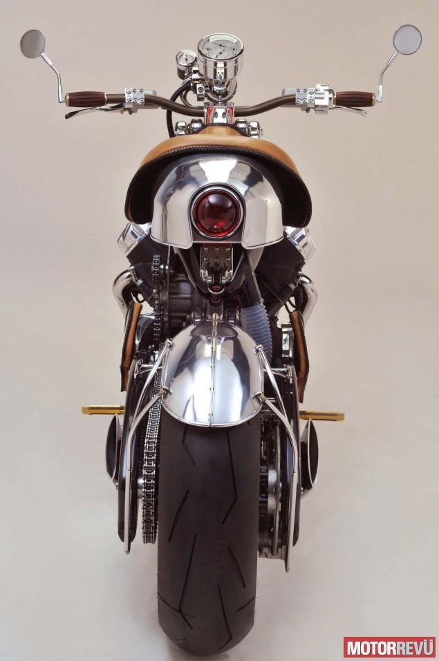 Motorok Bienville Legacy
