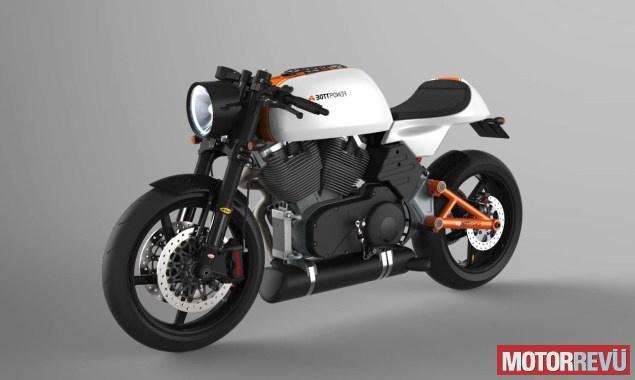 Motorok Bottpower BOTT XC1 Cafe Racer