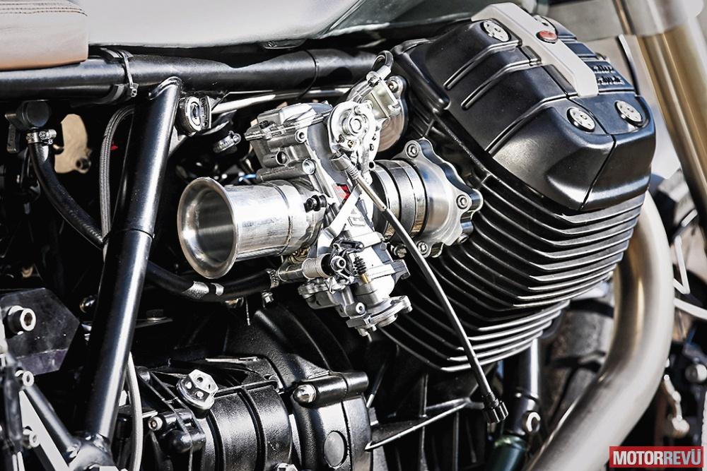 Motorok Custom sarok Léghûtéses épített motorok (2016)