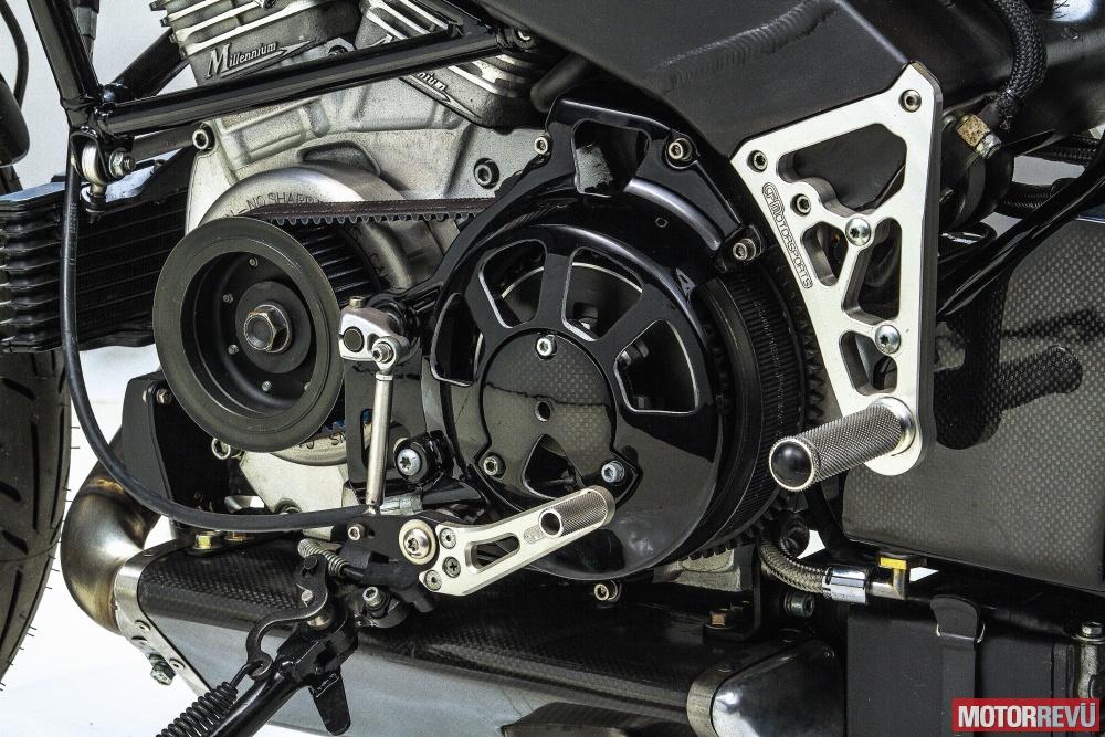 Motorok Custom sarok Sapka Buell XB12 R