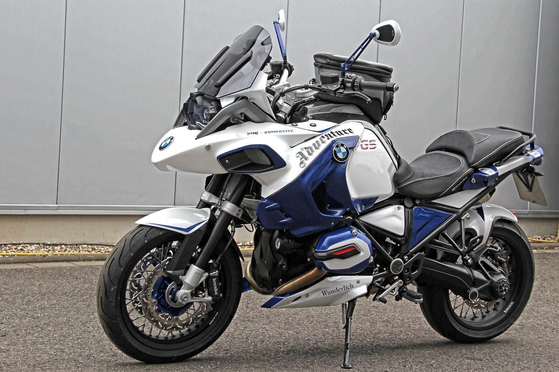 Motorok Custom sarok Wunderlich BMW R 1200 GS Adventure