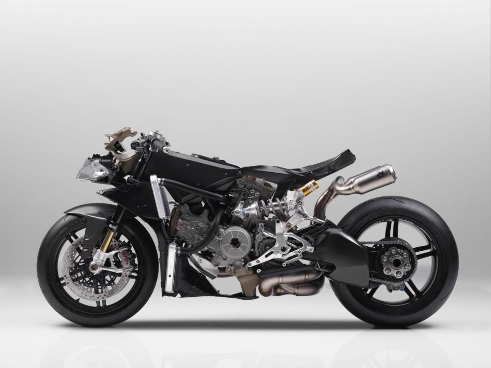 Motorok Ducati 1299 Superleggera (2017)