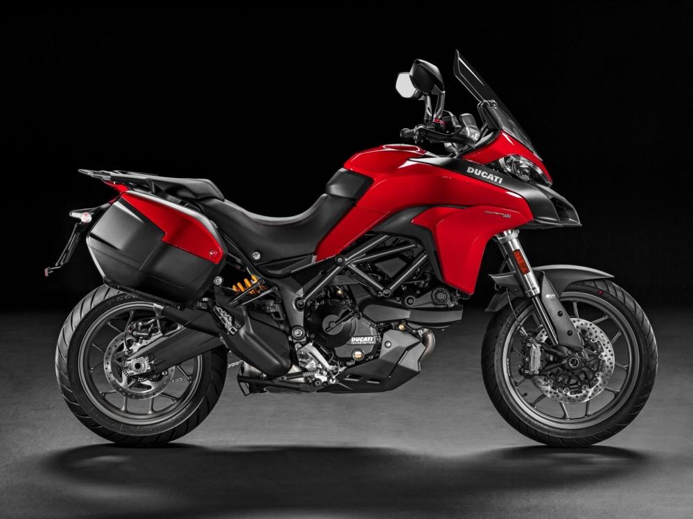 Motorok Ducati Multistrada 950 (2017)