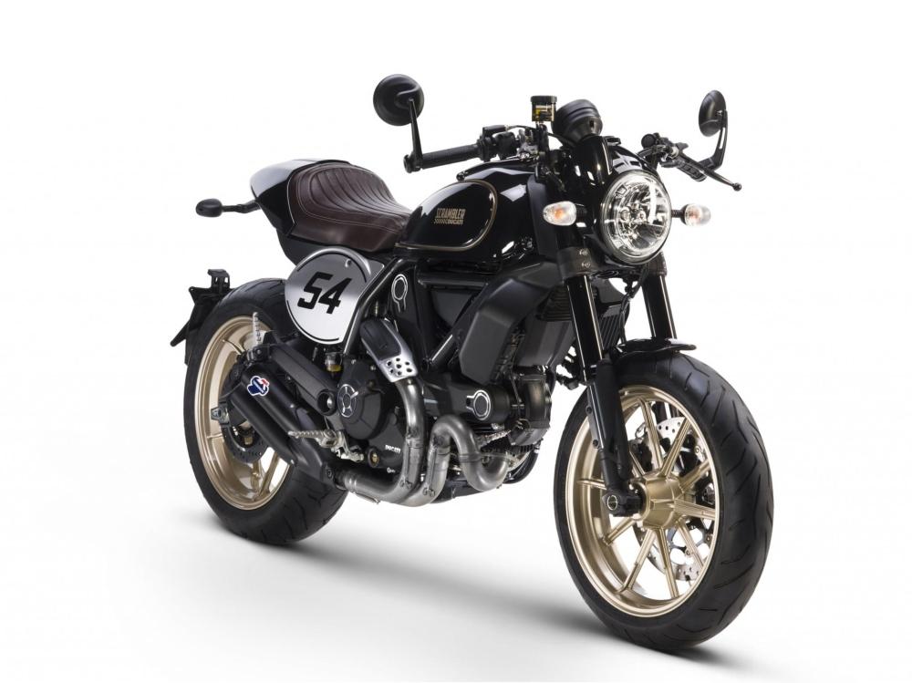 Motorok Ducati Scrambler Cafe Racer (2017)