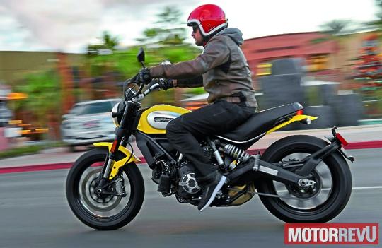 Motorok Ducati Scrambler Icon