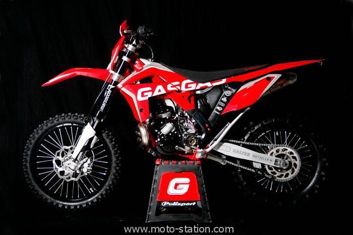 Motorok Gas Gas EC 300 (2016)