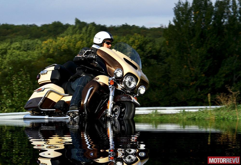 Motorok Harley-Davidson Electra Glide Ultra Limited (2014)