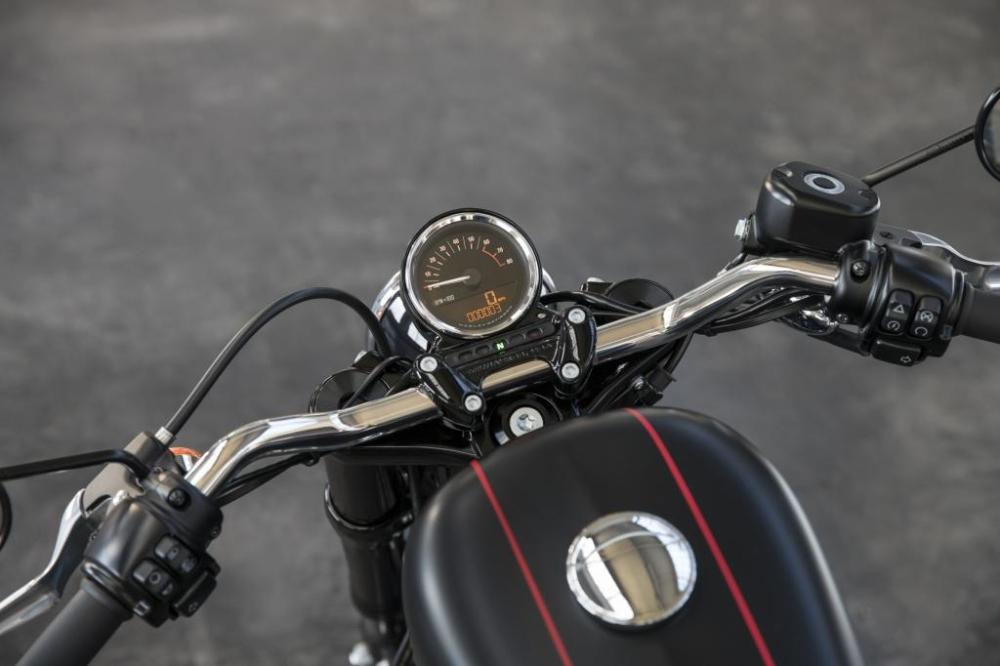 Motorok Harley-Davidson Roadster - 2016