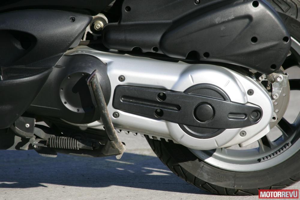 Motorok Használt robogó: Piaggio Beverly család
