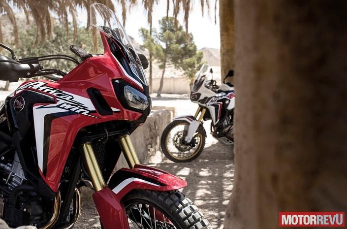 Motorok Honda Africa Twin (2016)