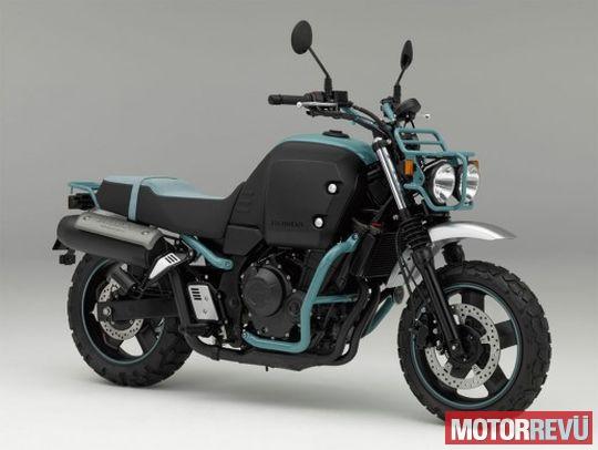 Motorok Honda Bulldog
