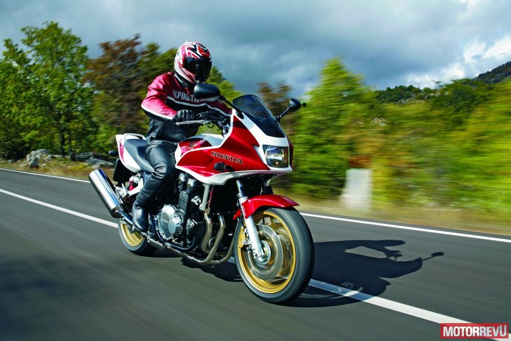 Motorok Honda CB 1300 S