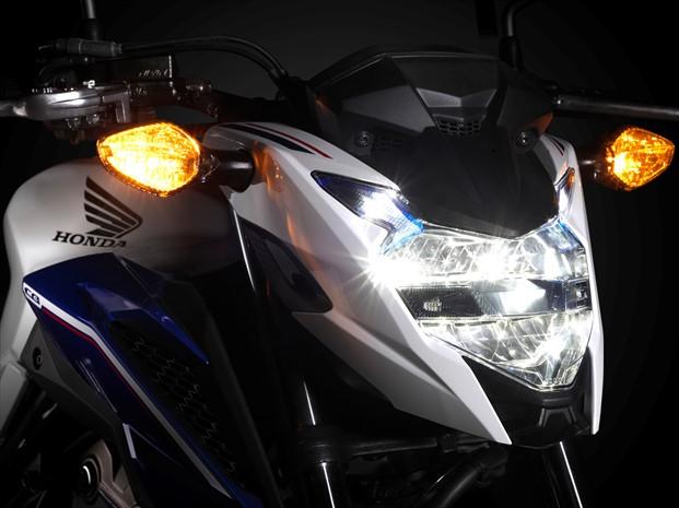 Motorok Honda CB500F - 2016