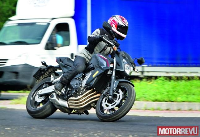 Motorok Honda CB650F