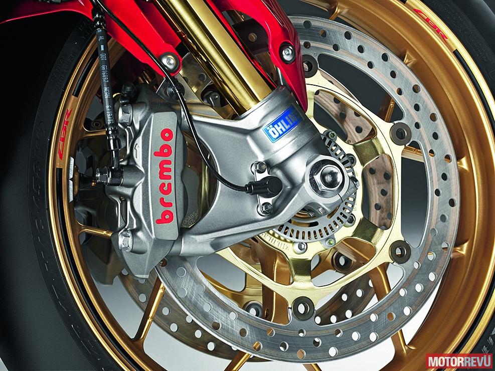 Motorok Honda CBR1000RR SP  (2014)