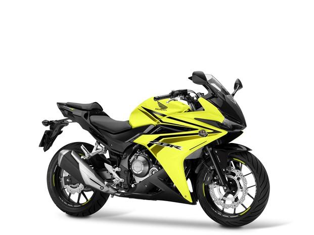 Motorok Honda CBR500R - 2016