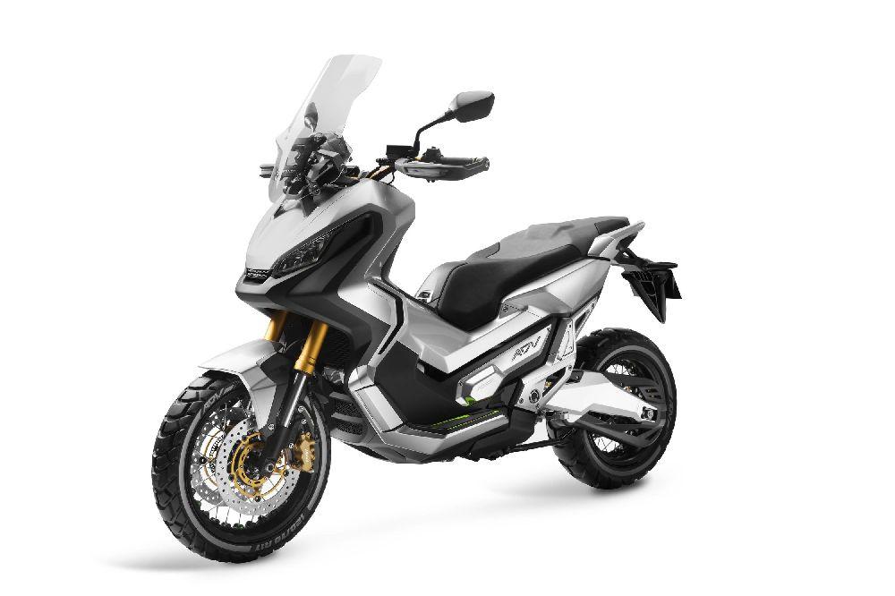 Motorok Honda City Adventure 2015