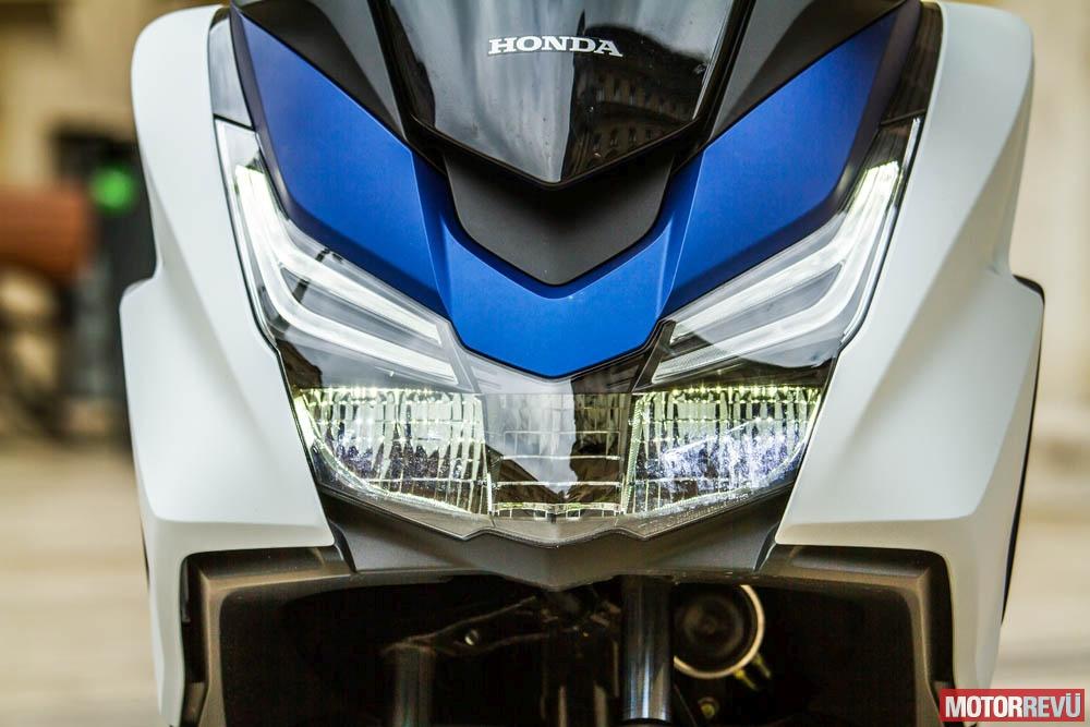 Motorok Tesztek galériája Honda Forza 125