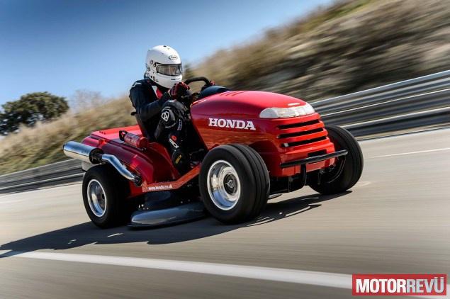 Motorok Honda HF2620 Mean Wire - A leggyorsabb fûnyíró
