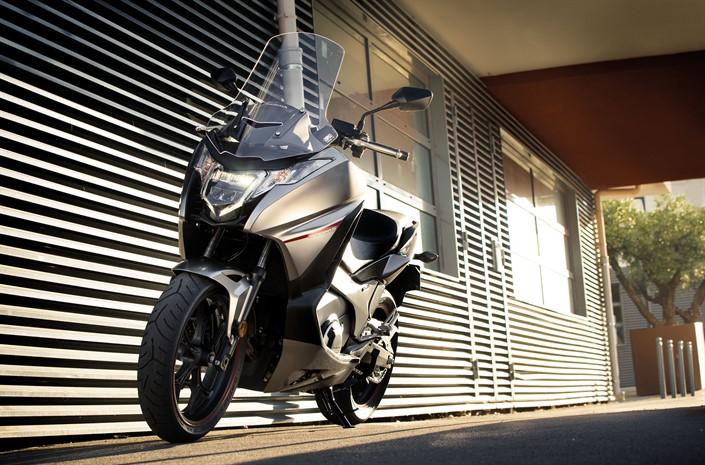 Motorok Honda Integra - 2016