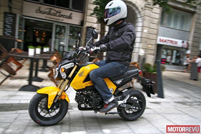 Motorok Honda MSX125