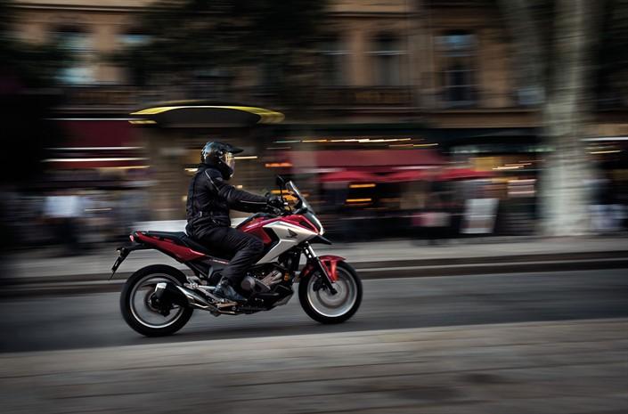 Motorok Honda NC750X - 2016
