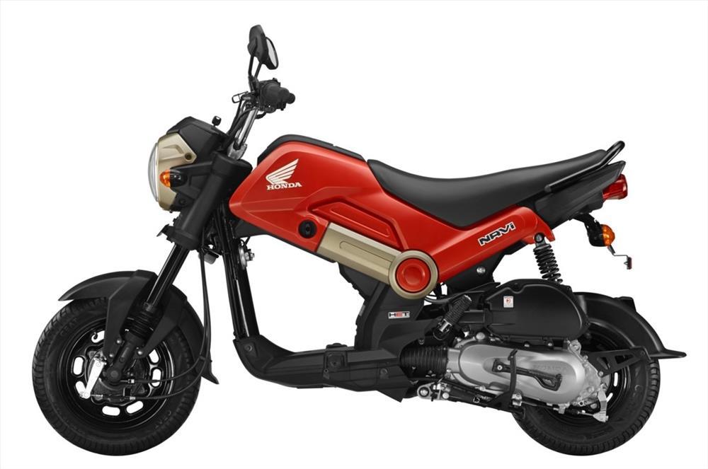 Motorok Honda Navi