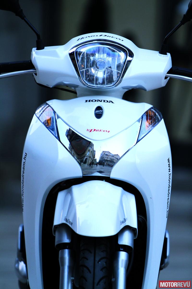 Motorok Honda SH125i Mode