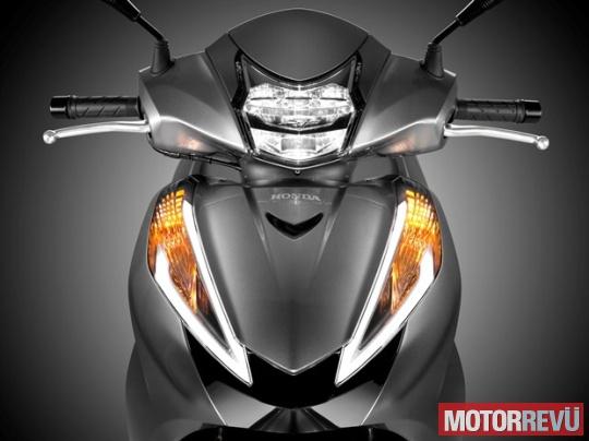 Motorok Honda SH300i 2016