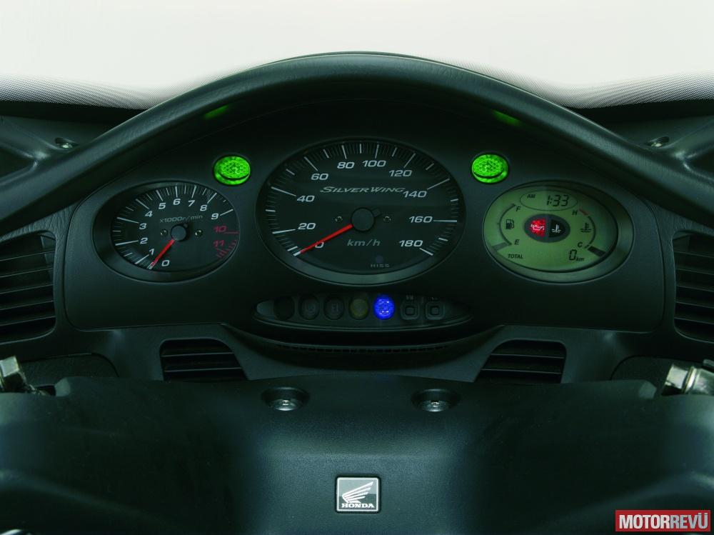 Motorok Honda SW-T400