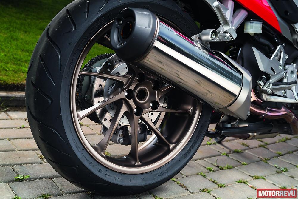 Motorok Honda VFR800F (2014)