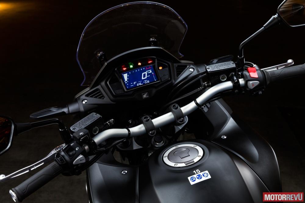 Motorok Honda VFR800X Crossrunner