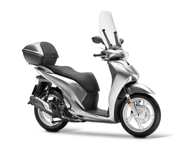 Motorok Honda Vision, Forza 125 és SH125i (2017)