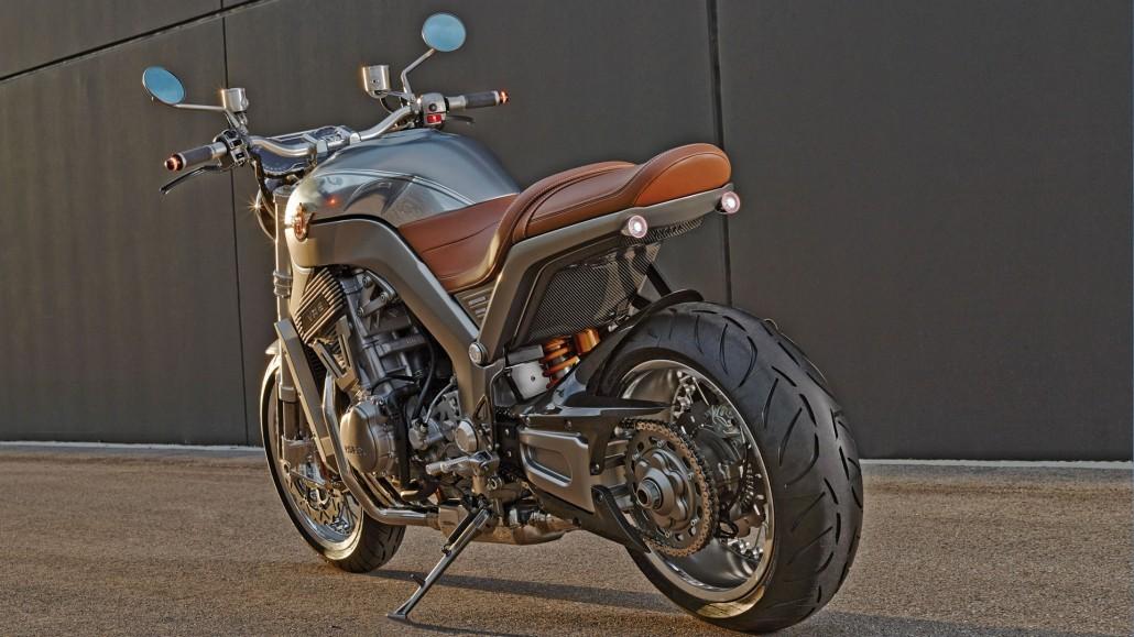 Motorok Horex VR6 Silver Edition 2016