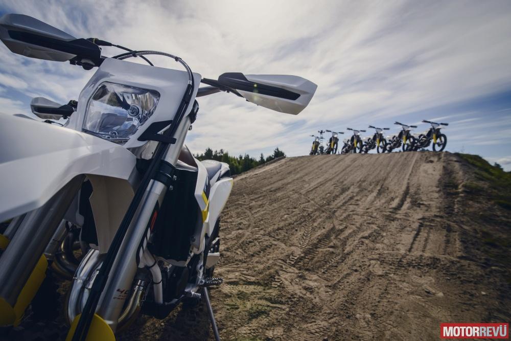 Motorok Husqvarna 2015-ös krossz és endurómodellek
