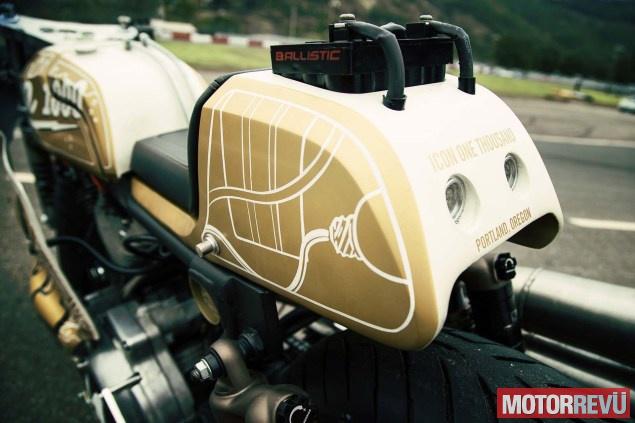 Motorok Icon 1000 Iron Lung