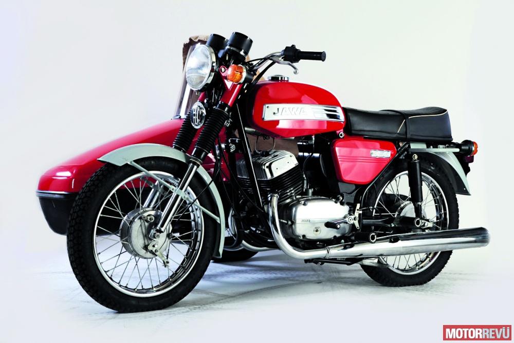 Motorok Jawa 350 634/638