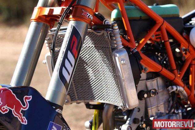 Motorok KTM 450 Rally 2014