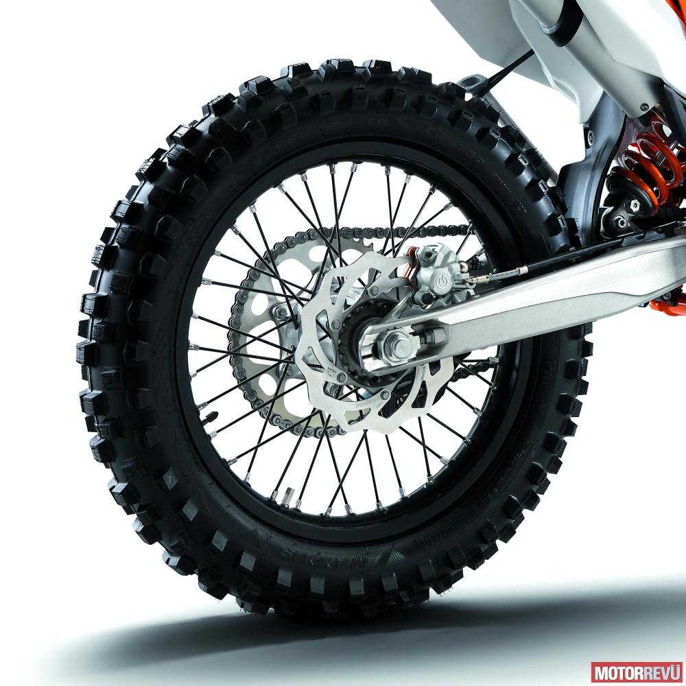 Motorok KTM EXC - 2015-ös modellek